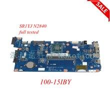 NOKOTION основная плата AIVP1 AIVP2 LA-C771P для lenovo ideapad 100-15IBY Материнская плата ноутбука SR1YJ N2840 Процессор 15 »полный Тесты