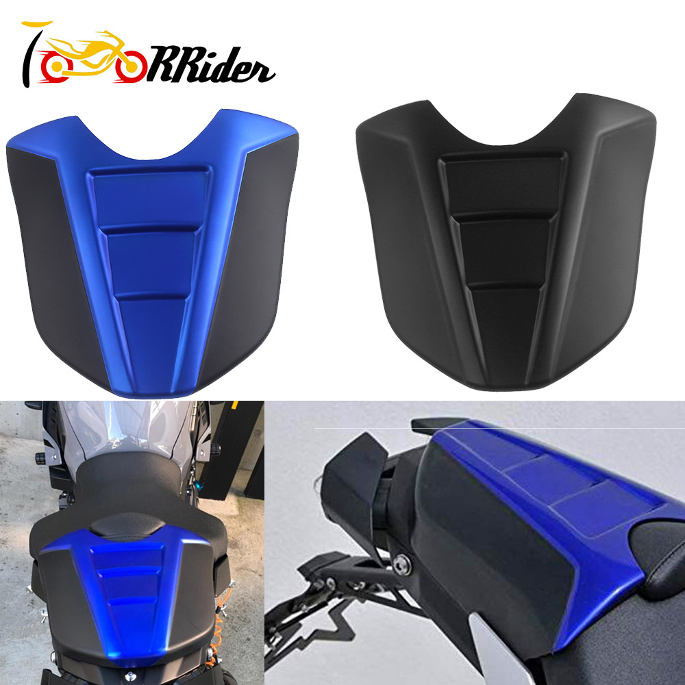 MT10 FZ10 Rear Passenger Solo Seat Cover Cowl Pillion for 2016 2018 Yamaha FZ MT 10 FZ 10 MT 10 Accessories 2017 16 17 18 in Covers Ornamental Mouldings from Automobiles Motorcycles