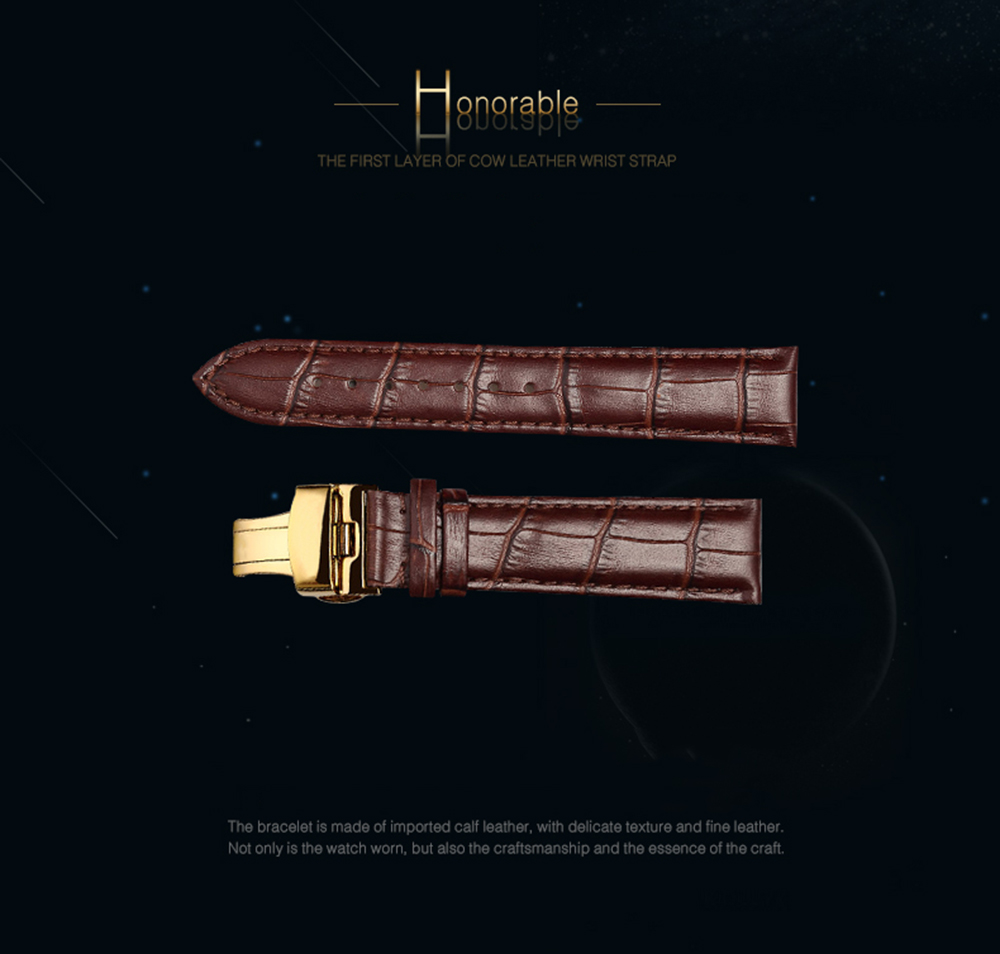 2019 Real Tourbillon Mechanical Hand Wind Sapphire Mens Watches Top Brand Luxury Rhinestone Clock men Gold Relogio Masculino 14