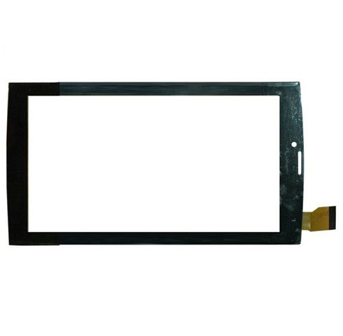Black New Touch screen For 7 DEXP URSUS 7MV4 3G Tablet Touch panel Digitizer Glass Sensor replacement Free Shipping new for 9 7 dexp ursus 9x 3g tablet touch screen digitizer glass sensor touch panel replacement free shipping