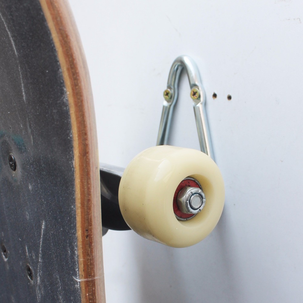 Skateboard Wall Hanger Skateboard Wall Rack Wall Mount NO SKATEBOARD V  Style-in Skate Board from Sports & Entertainment on Aliexpress.com |  Alibaba Group