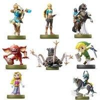 japanese original box PS4 game zelda figure model toys or super mario collection gift