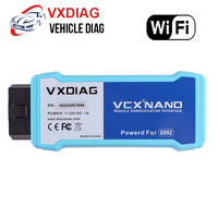 VXDIAG VCX NANO Original for G M OPEL WIFI Auto Diagnostic Tool Car Code Scanner OBD2 Fault Reader Scan Tool