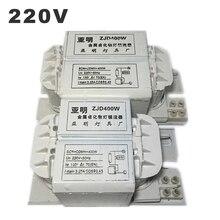 220V Электронный балласт специализированных для металлогалогенной лампы 70W 100W 150W 250W 400W СИД освещения, аксессуары для выпрямителя