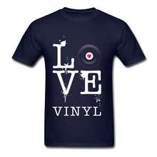 Love Vinyl T-Shirt / 10 Colors
