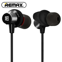 Remax Wireless Bluetooth Earphone Sports Running Headset Magnetic Design HIFI Fast Charge Long Standby For Apple