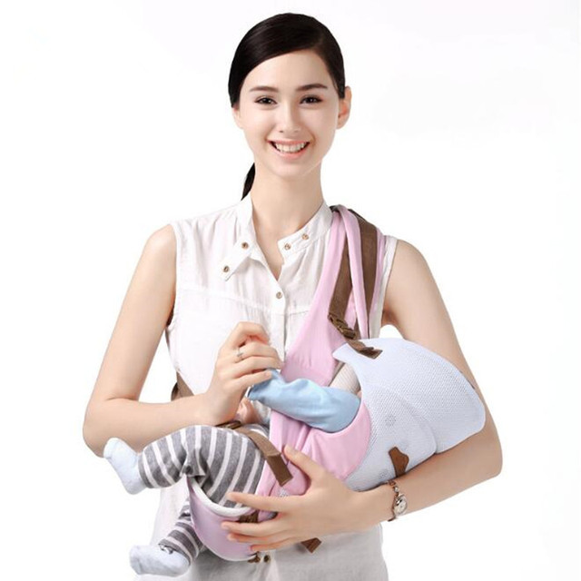 Beth Bear 0-30 Months Breathable Front Facing Baby Carrier 4 in 1 Infant Comfortable Sling Backpack Pouch Wrap Baby Kangaroo New