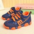 2017 otoño nueva moda letra m carta zapatillas de deporte de los niños kids casual shoes zapatillas de deporte de los niños zapatillas de deporte