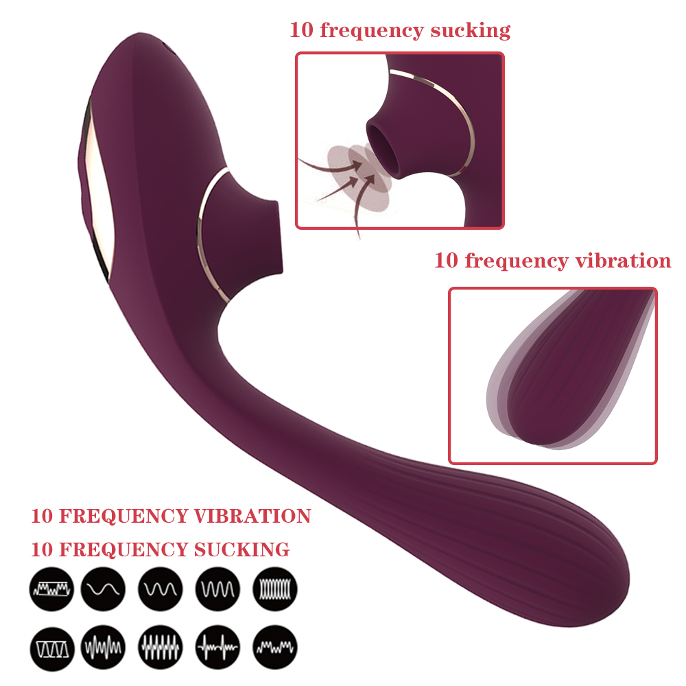 Sucking Vibrator Clitoris Masturbator Nipple Sucker Waterproof G-spot Stimulator Vibrators Massager Adult Sex Toys for WomanSucking Vibrator Clitoris Masturbator Nipple Sucker Waterproof G-spot Stimulator Vibrators Massager Adult Sex Toys for Woman