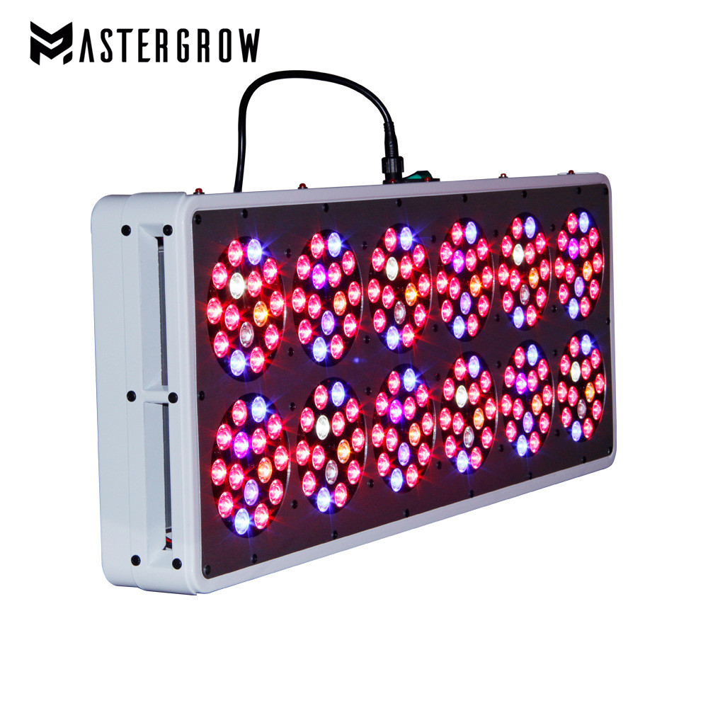 Dimmable Remote Control Apollo 12 Full Spectrum 900W LED Grow Light 10band For Indoor Plants Hydroponic System Greenhouse Tent