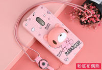Phone Cases For Nokia 6 3D Cute Cartoon Ice Cream Soft TPU Silicone Back Case Cover