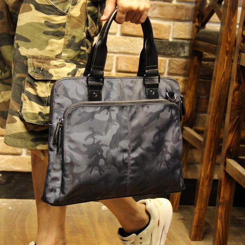 b7891c5e6a04 Tidog Camouflage male Bag Tote cross business Briefcase Shoulder Bag  Messenger Bag business bag