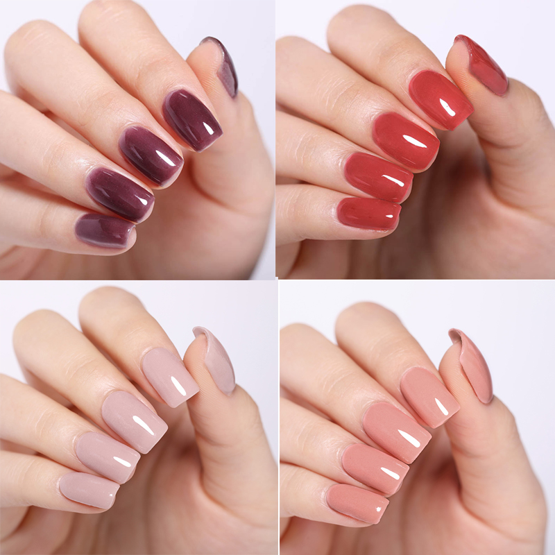 Image 5 - NICOLE DIARY 10g Dipping Nail Powder Without Lamp Cure Natural Dry  Color Dipping Nail Powder Nail Art Decoration for DIY Nails-in Nail Glitter from Beauty & Health