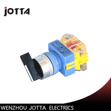 LAY37-11XB/22  two position illuminated momentary selector switch