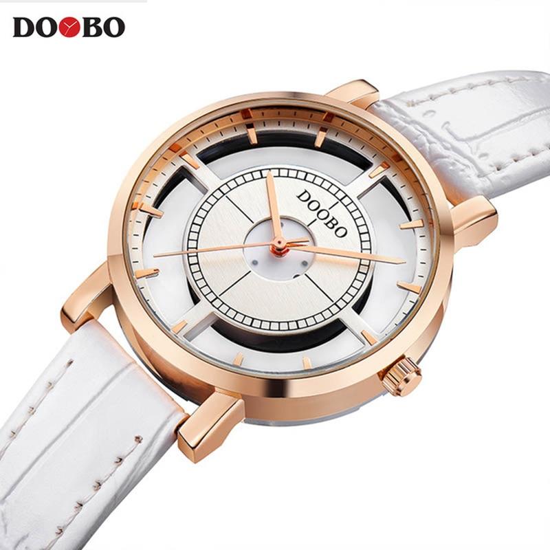 Relogio Feminino DOOBO Watches Women Brand Luxury Quartz Watch Women Fashion Relojes Mujer Ladies Wrist Watches Business 2017 стоимость