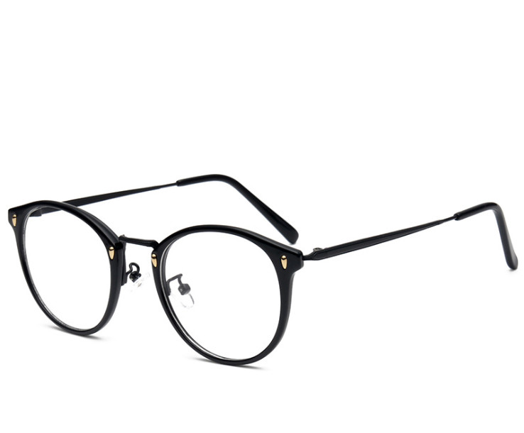 High end fashion eye frames new glasses men and women universal ...
