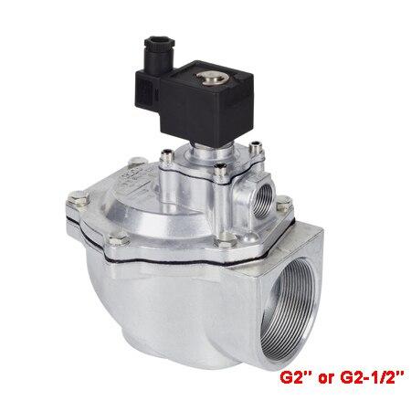 Бесплатная доставка 2 или 2,5 ASCO серии правый угол импульсный клапан AMF Z 50 или AMF Z 62 - 2