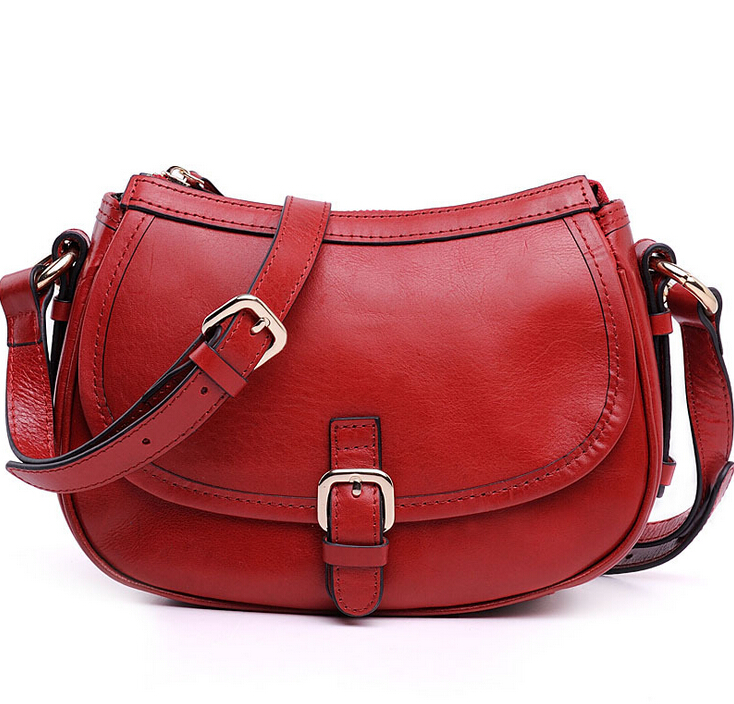 women crossbody bags cow leather 2017 new woman small casual fashion brand genuine leather shoulder bags vintage fresh bags lady цены