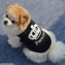 Small Dog vest Poodle Schnauzer