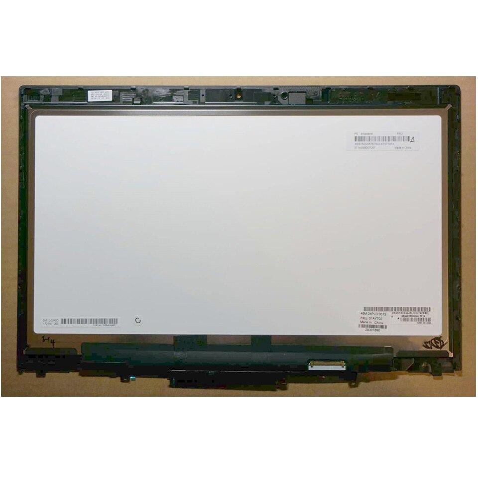 FRU 01AY702 PN 00UR191 01AY703 00UR190 00UR192 for Lenovo ThinkPad X1 Yoga 14 20FQ LCD LED