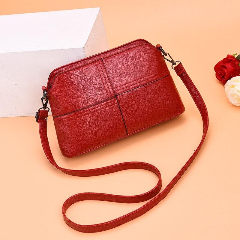 Sacchetti di spalla delle donne di trasporto libero classico delle donne del sacchetto di qualità del sacchetto di modo delle borse delle donne 2018 nuovo stile