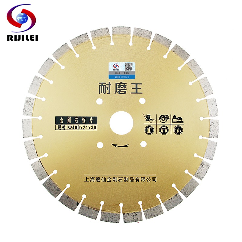 400*21*3mm Durable King Road cutting disc Concrete Asphalt pavement cutting Extra high teeth sheet marble Cutting disc MX31 fatigue analysis of asphalt concrete based on crack development