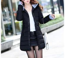 Winter Jacket Women 2017 Winter And Autumn Wear SM sexy High Quality Parkas Winter Jackets Outwear Women Long Coats