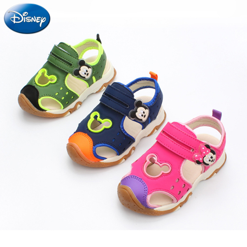 Disney Boys Sandals Shoes Hook & Loop Summer 2018 Mickey Beach Sandal Soft Baby Prewalker Sole Indoor Comfortable Soft LiningDisney Boys Sandals Shoes Hook & Loop Summer 2018 Mickey Beach Sandal Soft Baby Prewalker Sole Indoor Comfortable Soft Lining