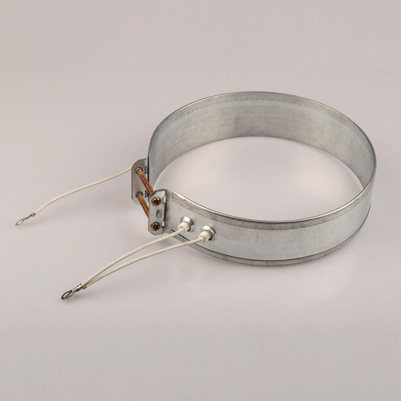 155/160mm dünne band heizelement 220 V 750 Watt für luftbefeuchter/warme milch, elektrische haushaltsgeräte teile