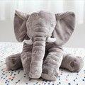 60 CM Moda Animal Del Elefante Cama Habitación Decoración de Juguetes De Peluche de Elefante de Peluche Almohada Niños de Juguete para Niños