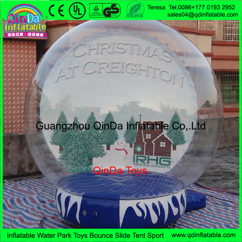 inflatable snow globes24