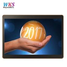 Lo nuevo waywalkers m9 4g lte android 6.0 10.1 pulgadas tablet pc octa core 4 GB RAM 64 GB ROM IPS Tablets smartphone ordenador MT8752