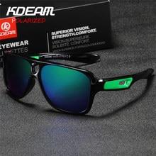 KDEAM 2018 NOVOS Dos Homens Do Esporte Óculos Polarizados oculos de sol  Lunettes Mulheres Revestimento Reflexivo UV400 zonnebril. 5c0a0b1e75