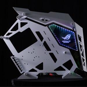 Image 3 - كوغار الفاتح وحدة معالجة خارجية للحاسوب الخط الجانبية تخصيص ، تجديد لوحة ألعاب الكمبيوتر ، دعم مزامنة اللوحة ل 5 فولت RGB اللون ، مرآة
