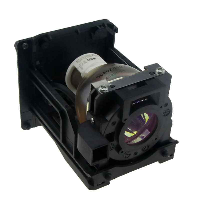 LT60LPK/50023919 Projector Replacement Lamp with Housing for NEC HT1000/HT1100/LT220/LT240K/LT245 /LT260K/WT600 nec um330w