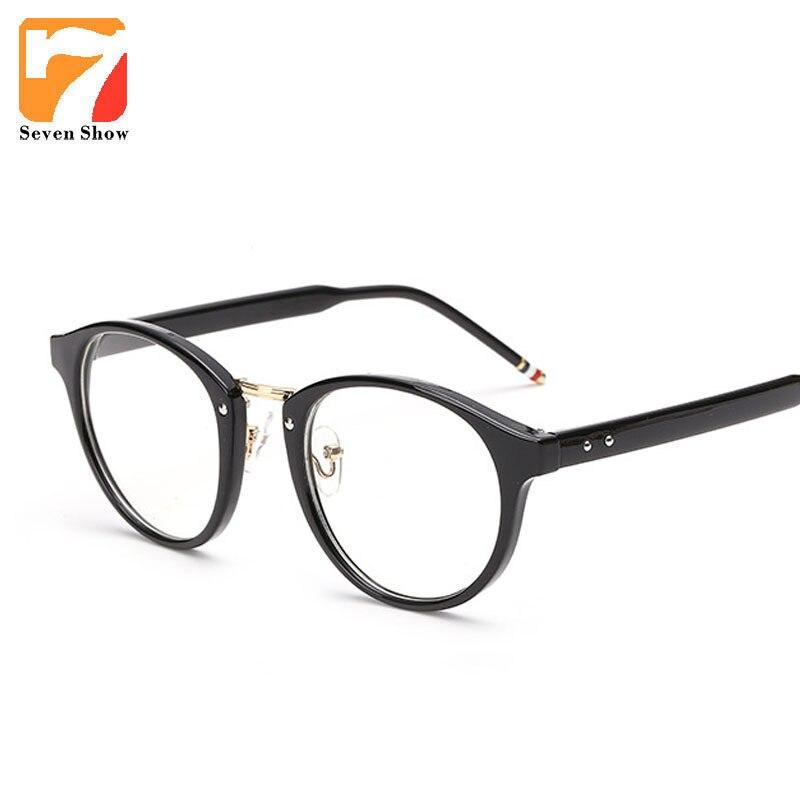 89482f265b7 2017 Eyeglasses Brand Thom Browne Women Glasses Frames Men Spectacle  Prescription Glasses Myopia Frames Clear Glasses