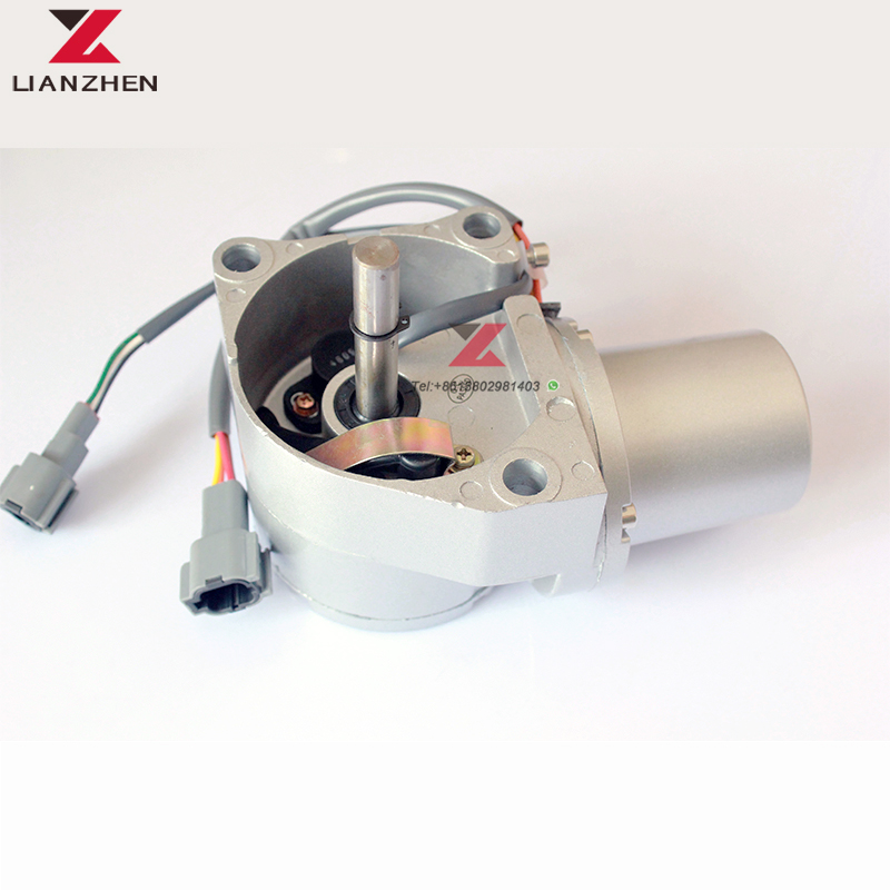 Steping motor ZAXIS 210  throttle 4360509 ec for HITACHI excavator spare parts EX 200-7 4614911 KP56RM2G-019