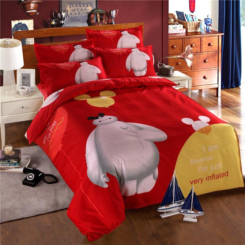 Disney Stitch Cartoon Bedding Set  1