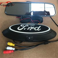FREE SHIPPING PARKING CAMERA REARVIEW CAR CAMERAS FIT FOR FORD RANGER WILDTRAK T6 T7 TXL ACCESSORIES PICKUP 2012 2018 CAR
