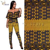 Good Quality Veritable Wax Fabric Guaranteed Super Java Wax Prints Fabric African Cotton Fabric Plaid Pattern