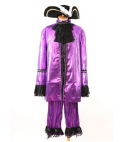 Venic Carnival Cosplay Men Costumes For Halloween Party