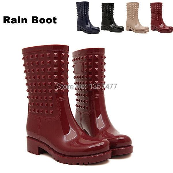 aliexpress botas de agua mujer