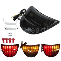 Motorcycle LED Taillight Rear Turn Signals Lighting Lamp For Honda CBR 954 CBR954 2002 2003 Motorbike