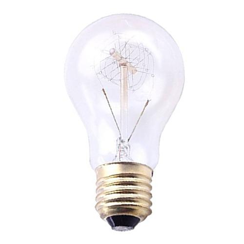 BIFI-GAOLUSI A19 Incandescent Light Bulbs Vintage Edison Light Bulbs E27 Antique Light Crystal Clear 40W 110V / 220V