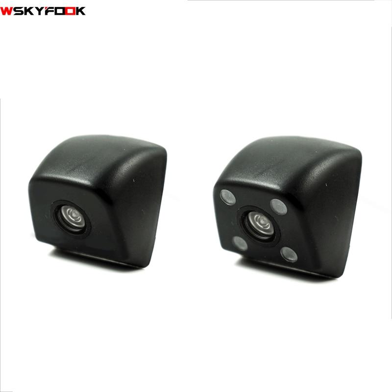 համար sony CCD HD գիշերային տեսողության մեքենայի ֆոտոխցիկ առջևի / կողային / ձախ / աջ / հետևի տեսախցիկի կայանման հայելիի դրական տեսքը անջրանցիկ է