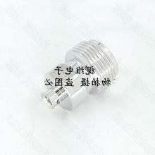 80pcs/lot  N-K141 Welding Connector RF Semi-soft 141