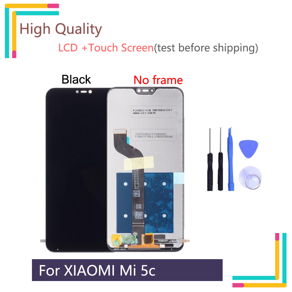 For Xiaomi Redmi 6 Pro Replacement Parts Redmi 6 Pro LCD Display Touch Screen Digitizer Assembly DigitizerFor Xiaomi Redmi 6 Pro Replacement Parts Redmi 6 Pro LCD Display Touch Screen Digitizer Assembly Digitizer