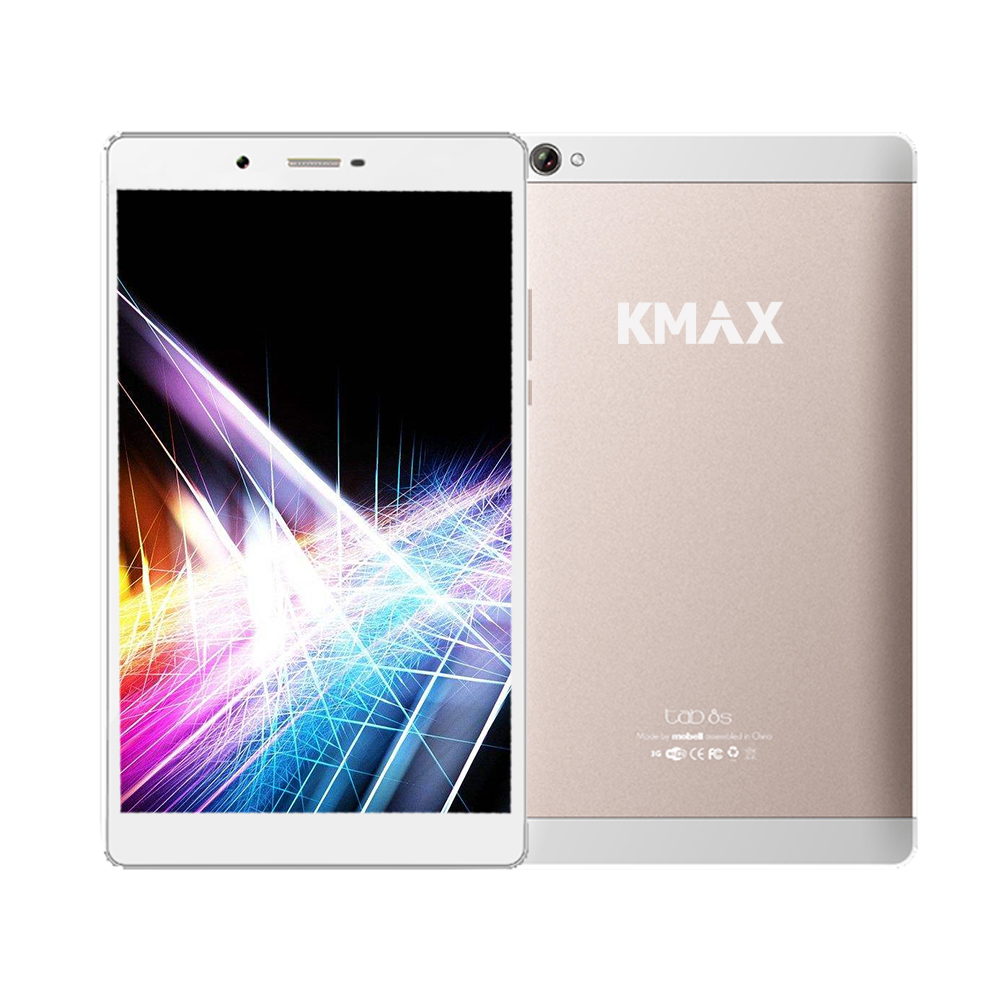 KMAX Dual 3G Phone Tablet PC 8 IPS 1280x800 Android 5 1MTK8321 Ouad Core WCDMA Bluetooth