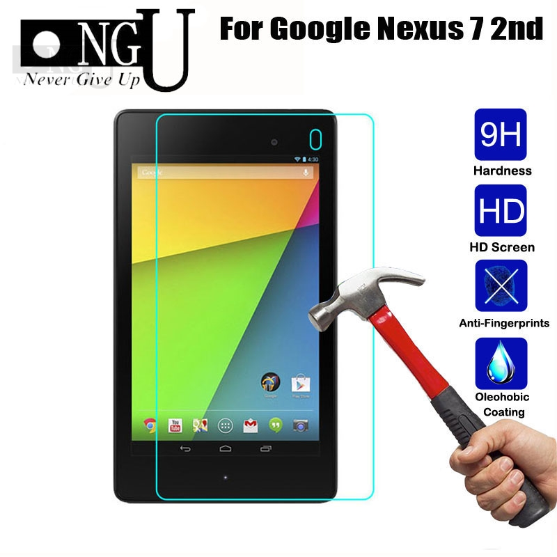 Screen Protector For Google Nexus 7 1st 2nd 2 Gen I II One Two 2012 2013 7