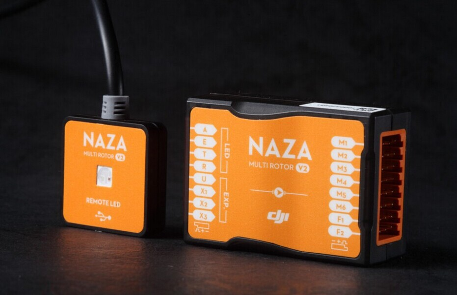DJI Naza M V2 Flight Controller newest version 2.0 with GPS All-in-one Design